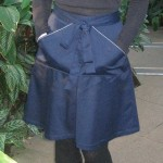 Navy blue Miette