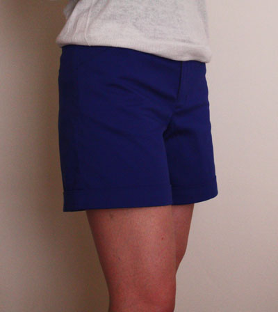 Blue Thurlow shorts