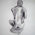 Man in ink