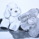 Toys drawing