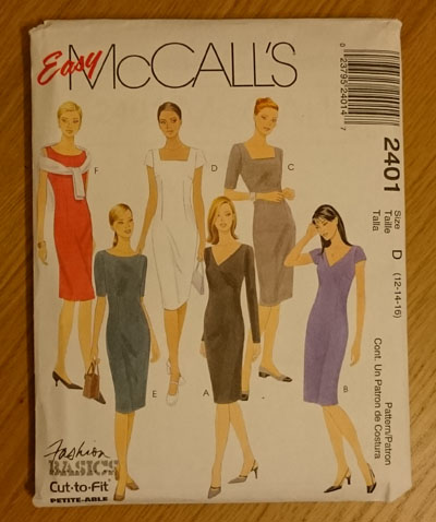 McCalls 2401