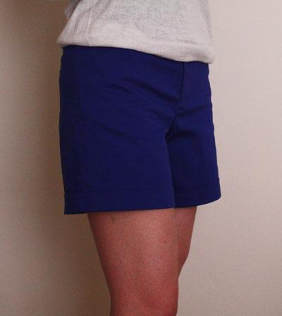 Blue Thurlow shorts