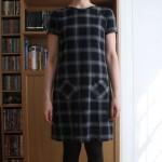 Plaid Colette Laurel dress