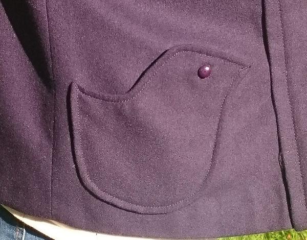 Bird pocket
