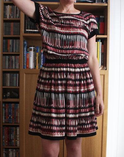 Belcarra dress waistband