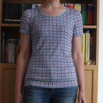 Renfrew short sleeve top